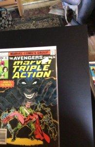 Marvel Triple Action #41 (1978)