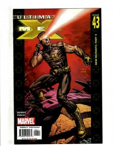 12 Comics Ultimate X-Men 43 49 Unlimited 6 7 8 Bullseye 2 5 Black Panther + HG2