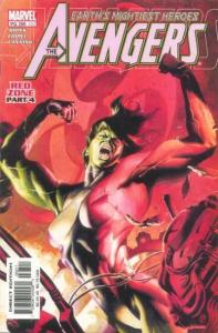 Avengers (1998 series) #68, NM (Stock photo)