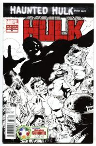 Hulk #50 Diamond Retailer Variant 2012 comic book NM-