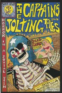 THE CAPTAIN'S JOLTING TALES #1 ONE SHOT PRESS