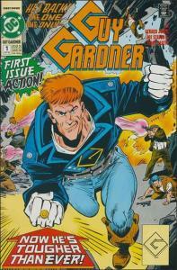 DC GUY GARDNER #1 NM