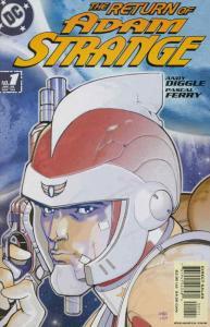 Adam Strange (2nd Series) #1 VF/NM; DC | save on shipping - details inside