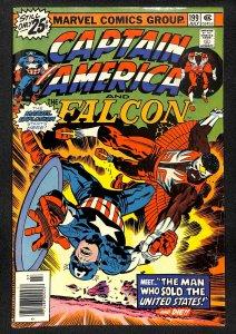Captain America #199 (1976)