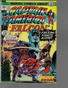 Captain America #177 (Marvel, 1974)