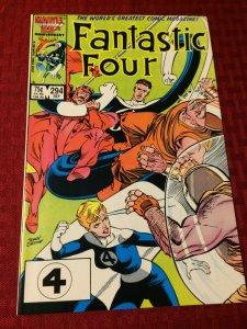 Fantastic Four #294 Marvel Comics (1986) NM
