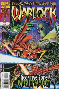 Warlock (4th Series) #4 VF; Marvel | save on shipping - details inside