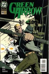 Green Arrow (1988 series) #93, NM (Stock photo)