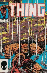 Thing, The #25 VF/NM; Marvel | save on shipping - details inside
