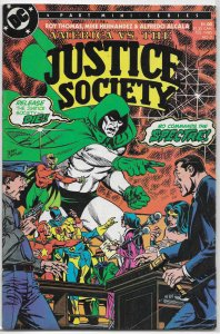 America vs. the Justice Society   #2 of 4 GD/VG
