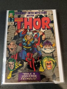 Journey into Mystery #123 (December 1965, Marvel Comics)