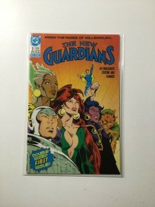 The New Guardians #1 (1988) HPA