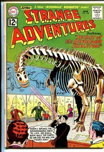 Strange Adventures #138 1961-DC-Murphy Anderson-Atomic Knights-G/VG