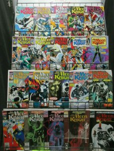 Marc Spector: Moon Knight (Marvel 1989) #1-54 Lot of 27Diff MultiPersona Hero!