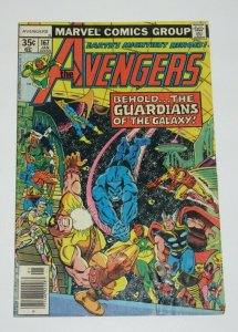 Avengers #167 Guardians of the Galaxy Appearance 1978 Marvel Comics VF