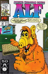 Alf #43 VF/NM; Marvel | save on shipping - details inside