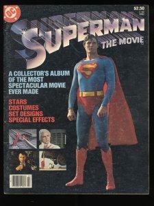 DC Treasury Edition #C-62 Superman the Movie!