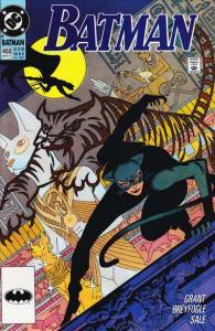 Batman (1940 series) #460, VF+ (Stock photo)