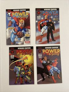Power And Glory  #1 - 4 Lot Of 4 Complete Series
