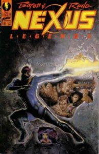 Nexus Legends #20 FN; First | save on shipping - details inside