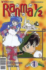 Ranma 1/2 Part 7 #1 VF/NM; Viz | save on shipping - details inside