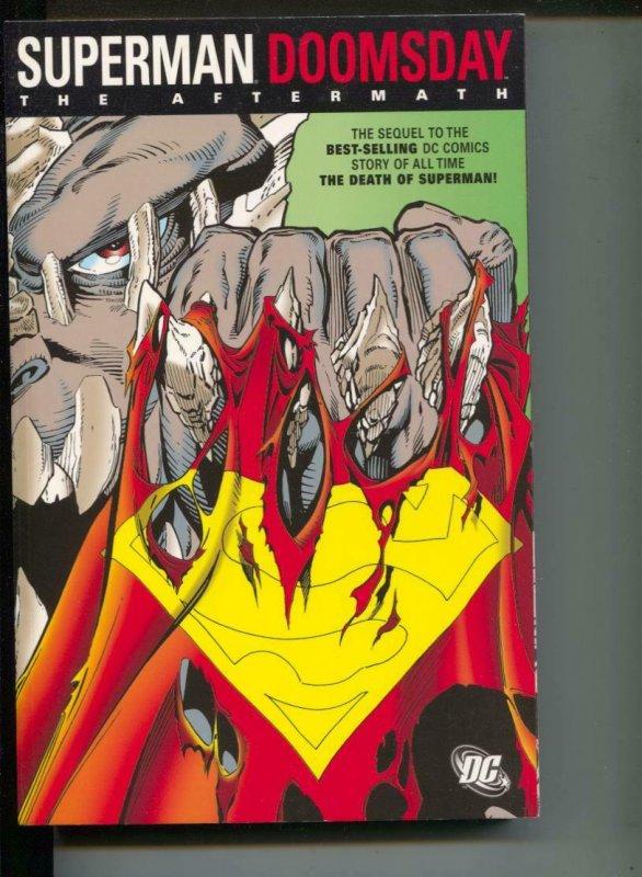 Superman Doomsday-Dan Jurgens-TPB-trade