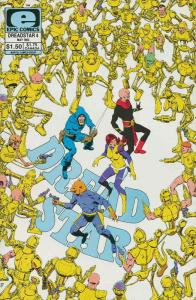 Dreadstar #4 VF/NM; Epic | save on shipping - details inside
