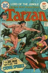 Tarzan (DC) #237 FN; DC | save on shipping - details inside