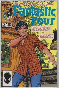Fantastic Four #287
