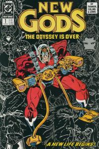 NEW GODS (1989) 1-15  ORION AND DARKSEID!!!!!