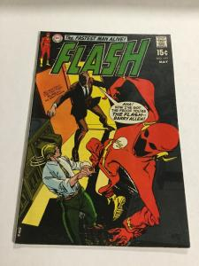 Flash 197 Vf- Very Fine- 7.5 DC Comics