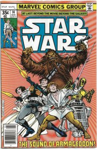 Star Wars #14 - High Grade Book