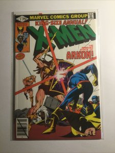 Uncanny X-Men King size Annual 3 Near mint- nm- 9.2 Marvel