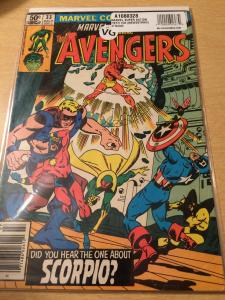 Marvel Super Action #33 featuring The Avengers