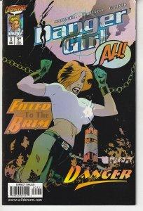 Danger Girl(Image) #3