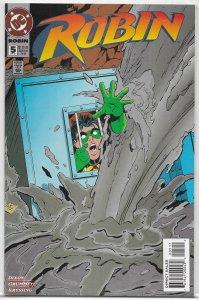 Robin   vol. 2   #  5 FN/VF