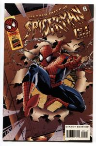 Untold Tales of Spider-Man #1-1995-First appearance of BRIAN MCKEEVER