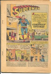 Superman #114 1957-DC-early issue-P