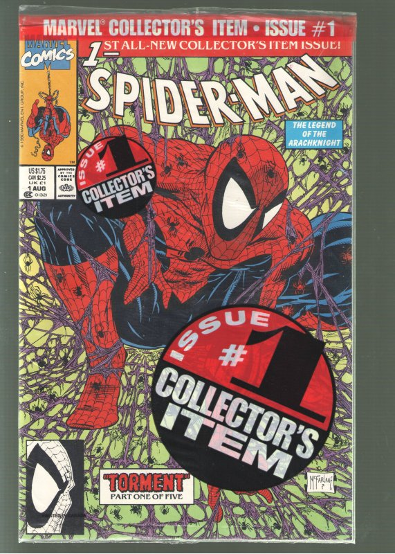 SPIDERMAN 1 POLY BAGGED GREEN EDITION