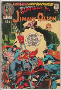 Superman's Pal Jimmy Olsen #135 (Jan-71) VG/FN Mid-Grade Jimmy Olsen