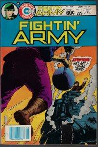 Fightin' Army #164 (Charlton, 1983) NM