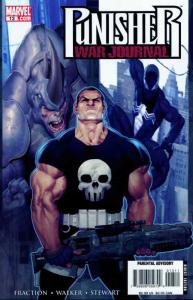 Punisher War Journal (2nd Series) #13 VF; Marvel | save on shipping - details in