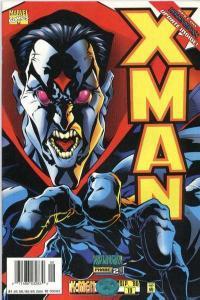 X-Man #19, NM (Stock photo)