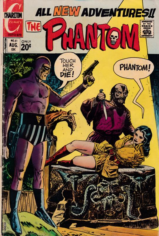 The Phantom A Broken Vow!