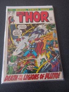 Thor #199 (1972)