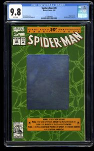 Spider-Man (1990) #26 CGC NM/M 9.8 White Pages