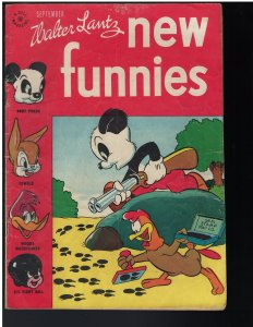 New Funnies #115 (Dell, 1946)
