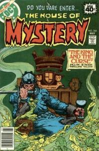 House of Mystery (1951 series) #268, Fine+ (Stock photo)