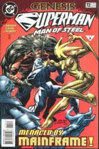 Superman: The Man of Steel #72, VF+ (Stock photo)