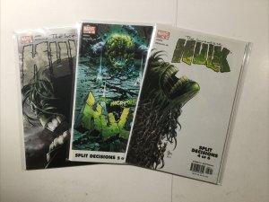 Incredible Hulk 63-65 63 64 65 Lot Run Set Near Mint Nm Marvel